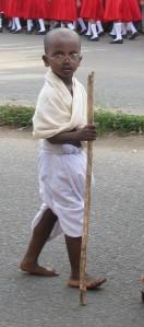 'Ghandi Mini Me'