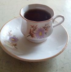 Taila, sugar-free and in proper cup...