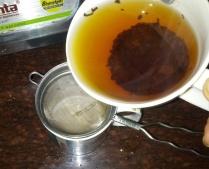 tea, just as I like it...