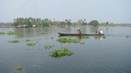daily life on lake