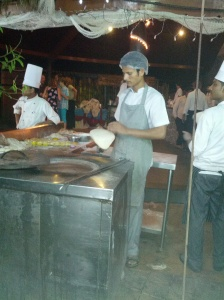 Naan to die for .....