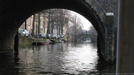 amsterdam through the bridges