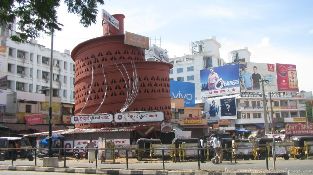 Famous Kerala building designed by British architect