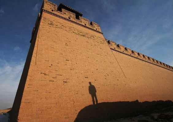 great-wall-jiayuguan-pass