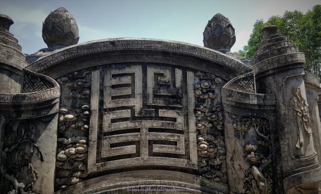 weird tomb